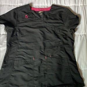 Scrub shirt